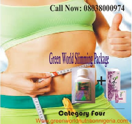 Green world slimming package